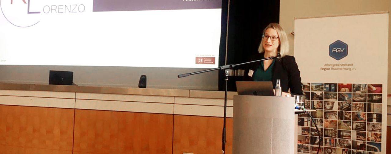 K & L auf dem Unternehmertag des AGV Region Braunschweig