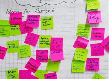 Konzeptworkshop mit JOBLINGE und Teach First Deutschland