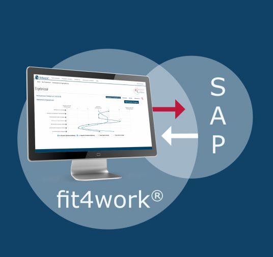 fit4work goes SAP: Die Schnittstelle ist fertig