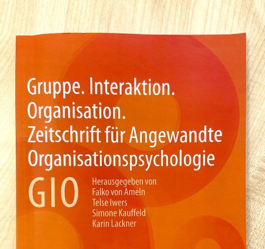 Nun <strong>Open Access</strong>:<br>Gruppe. Interaktion. Organisation.