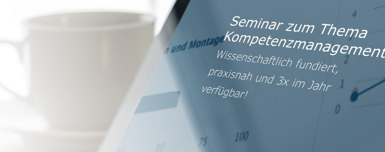 Unser Seminar zum Kompetenzmanagement beim Bildungswerk der Niedersächsischen Wirtschaft