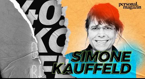 Prof. Dr. Simone Kauffeld erneut vom Personalmagazin der Haufe Group zu einem der führenden HR-Köpfe 2021 gewählt.